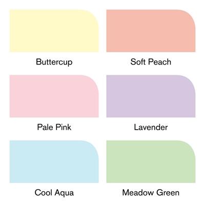 Winsor & Newton Kit Pro Marker  6 pz tonalità pastello