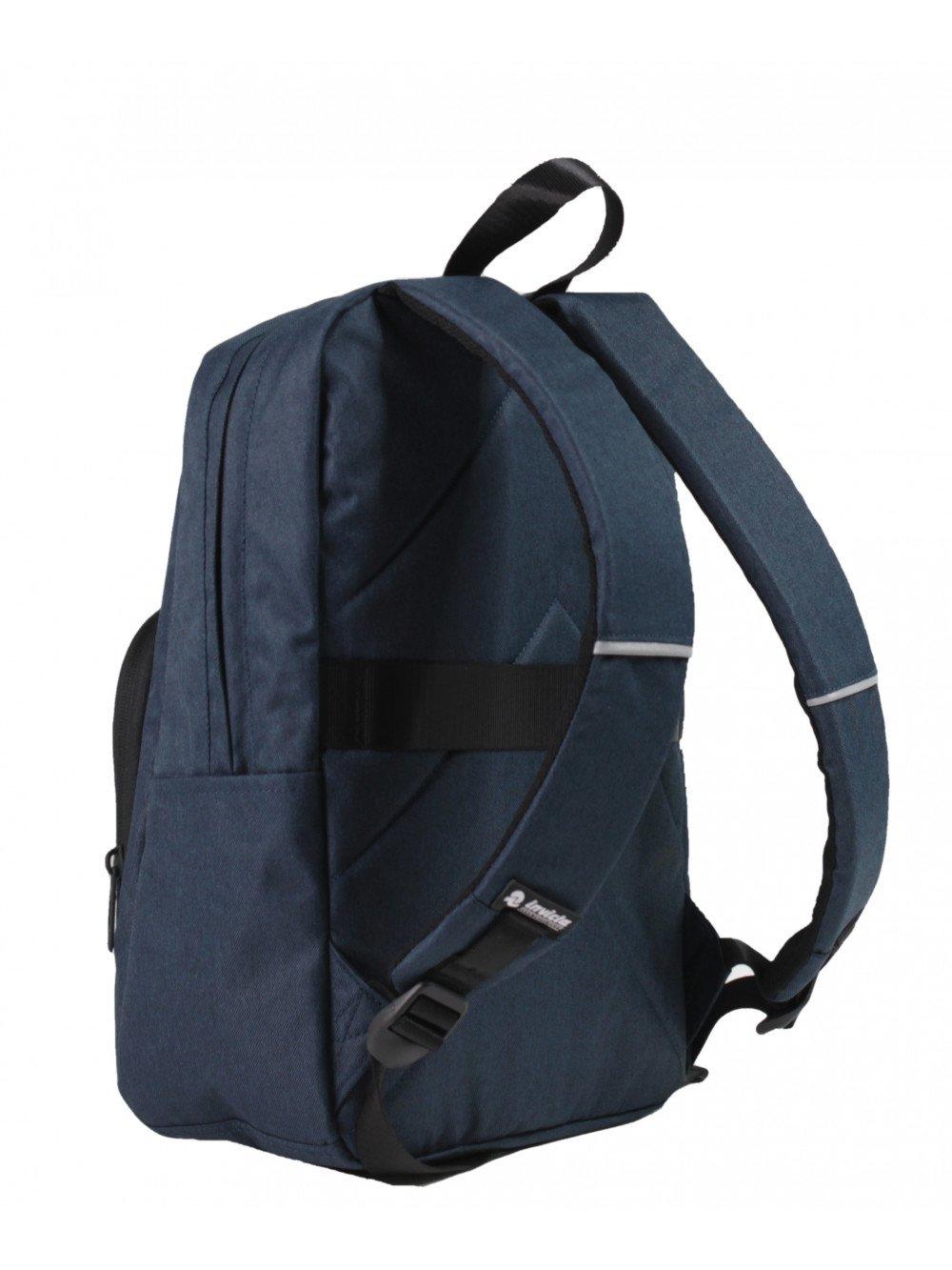 Invicta Zaino Easy Medium porta Notebook da 15,6