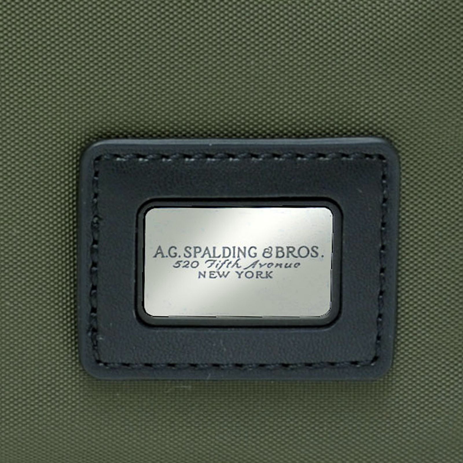 Ag Spalding & Bros Zaino Easy Heet in nylon rinforzato porta PC da 15,6
