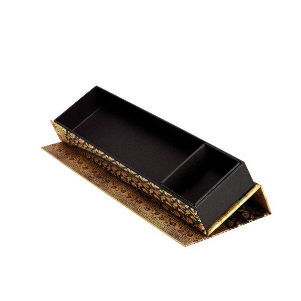 Paperblanks Astuccio Rigido Siyah  con chiusura magnetica Nero