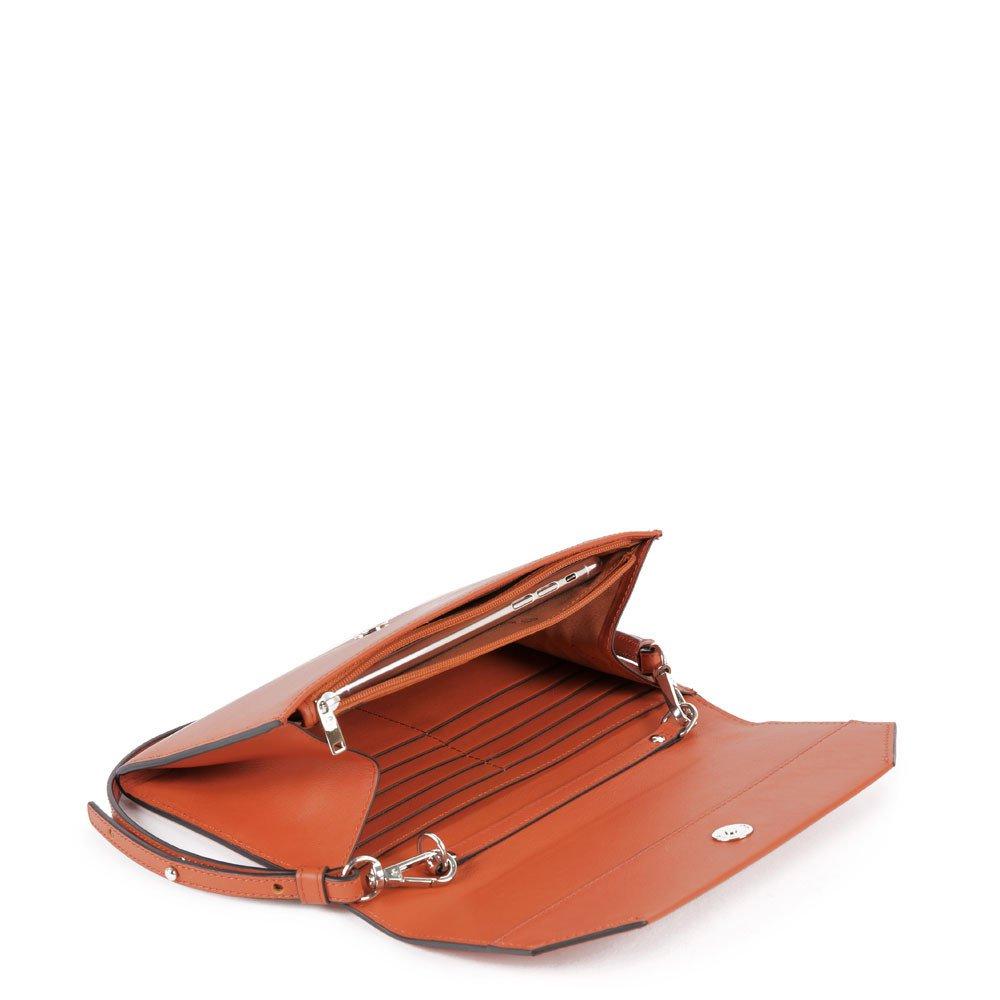 Piquadro Pochette porta smartphone con porta carte Muse Beige