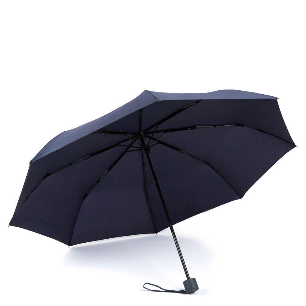 Piquadro Ombrello mini antivento Stationery Blu