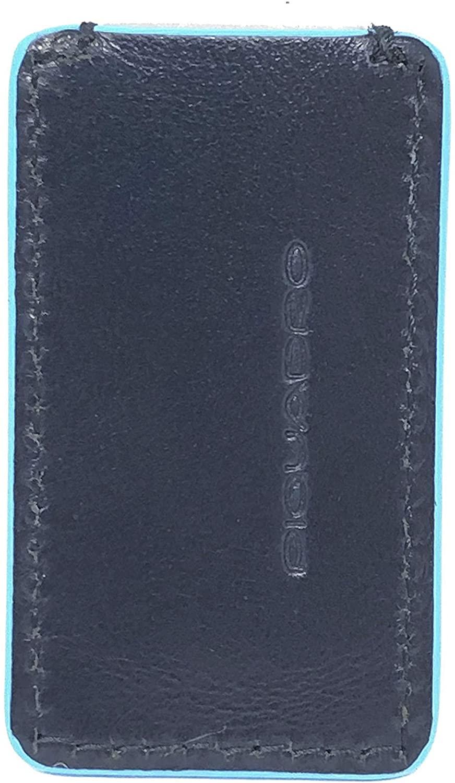 Piquadro Fermasoldi Blue Square Blu