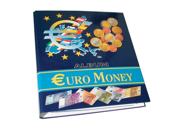 Abafil Album Euro Money Italia
