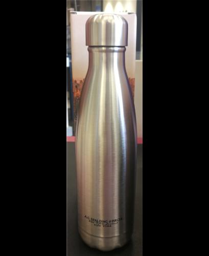 A.G. Spalding & Bros Bottiglia termica in acciaio inox Colore Acciaio