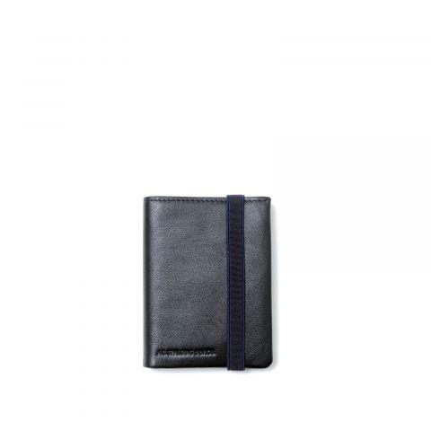 AG Spalding & Bros Portafoglio, Carte di credito e Documenti in pelle Nero