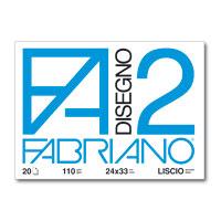 ALBUM DISEGNO 24X33 FA2 FG.20 LISCIO