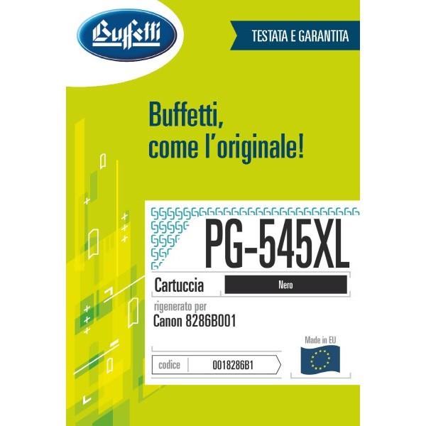 Buffetti Canon cartuccia ink jet - compatibile - 8286B001 - nero
