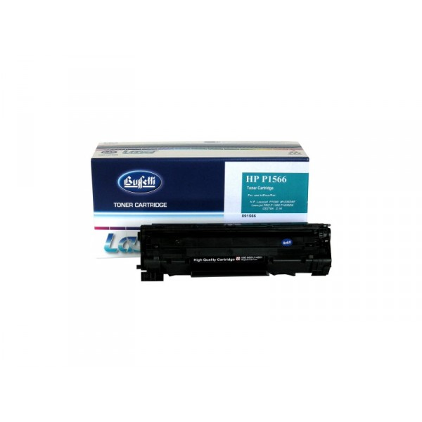 Buffetti HP Toner - compatibile - CE278A - nero