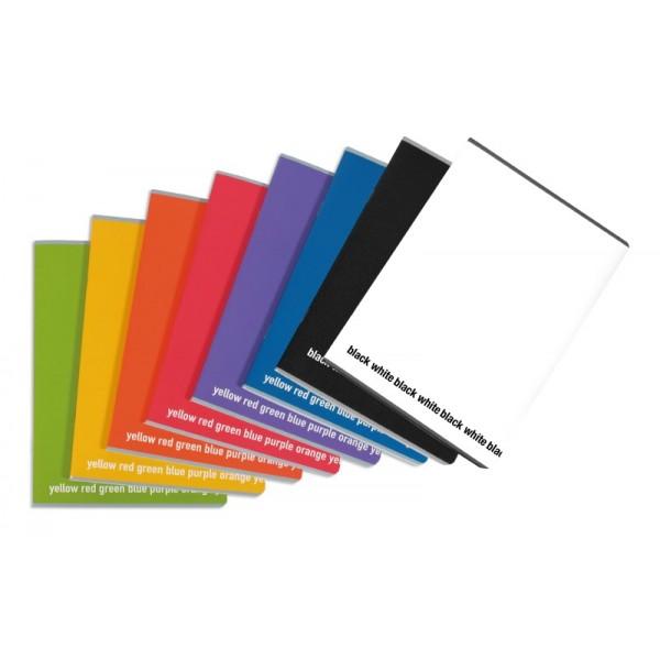 Buffetti Quaderno f to A5 rigatura quadretti 5mm senza margine Happy Color 80g