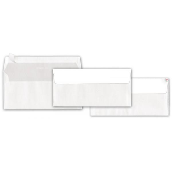 Buste commerciali adesive senza finestra - conf. 500 pz.