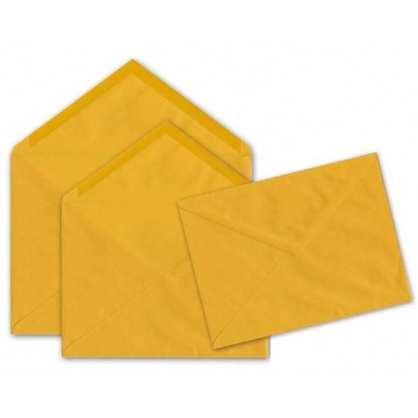 Buste gialle classiche e commerciali 18 x 24 cm 80 g conf. 25 pz Buffetti