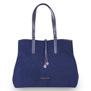 Campo Marzio Shopper Bag Classic Ofelia Blu