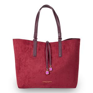 Campo Marzio Shopper Bag Danielle Red wine