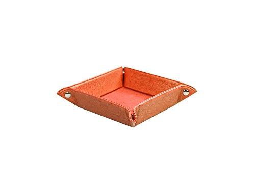 Campo Marzio Svuotatasche BUTTON COLLECTOR BOX mandarino