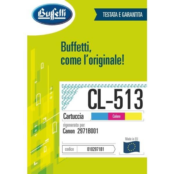 Canon Cartuccia inkjet - compatibile - CL-513 - 3 colori