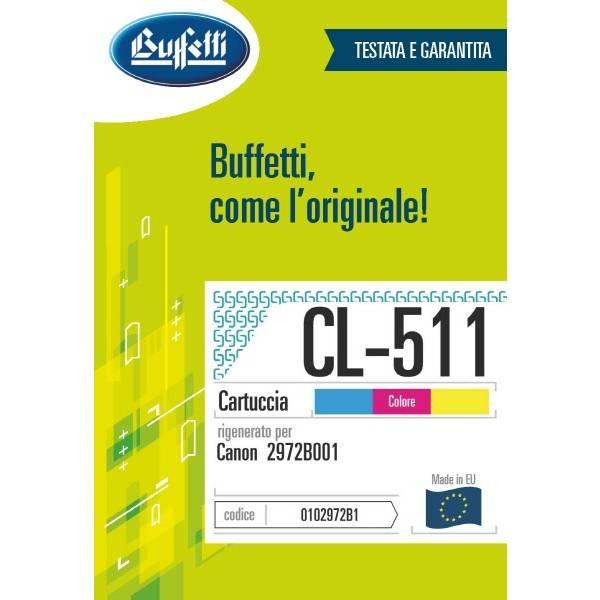 Canon inkjet - compatibile - CL-511 - 3 colori