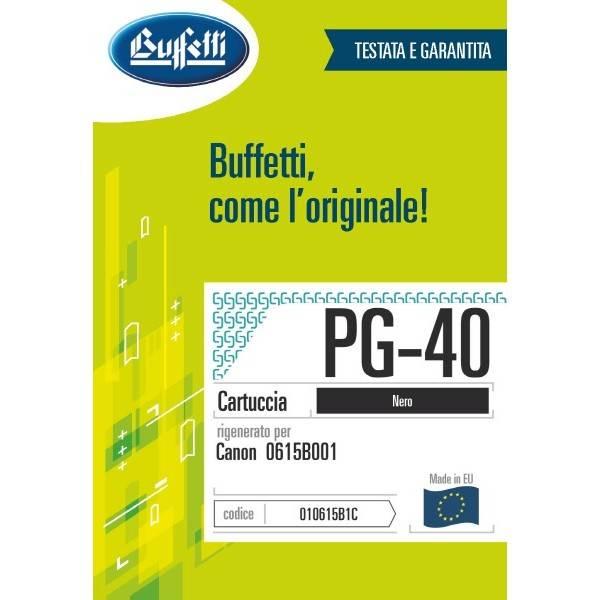 Canon inkjet - compatibile - PG-40 - nero
