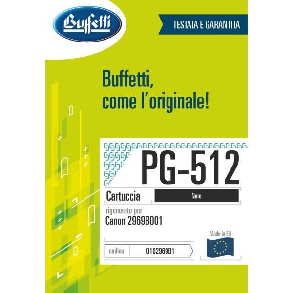Canon inkjet - compatibile - PG-512 - nero
