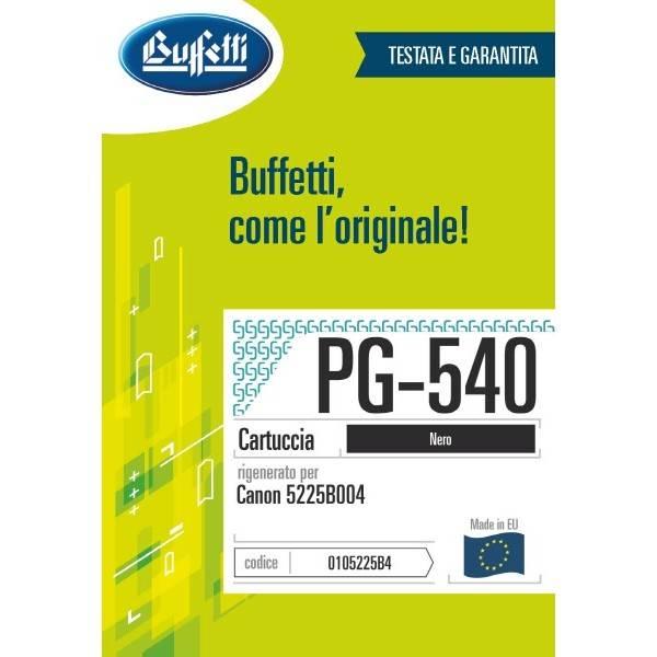 Canon inkjet - compatibile - PG-540 - nero