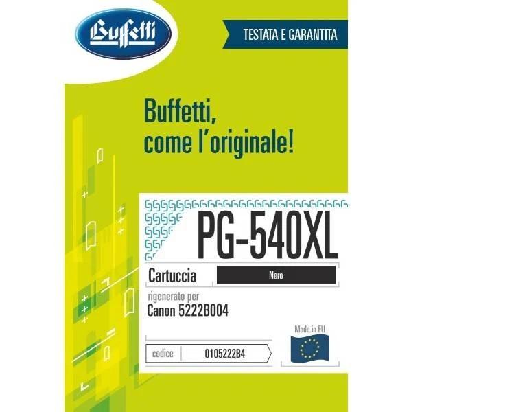 Canon inkjet - compatibile - PG-540XL - nero