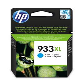 CARTUCCIA CIANO INCHIOSTRO HP 933 XL ALTA CAPACITA'