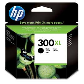 CARTUCCIA HP 300XL NERO