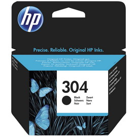 CARTUCCIA NERO HP 304 HP DESK JET 3730