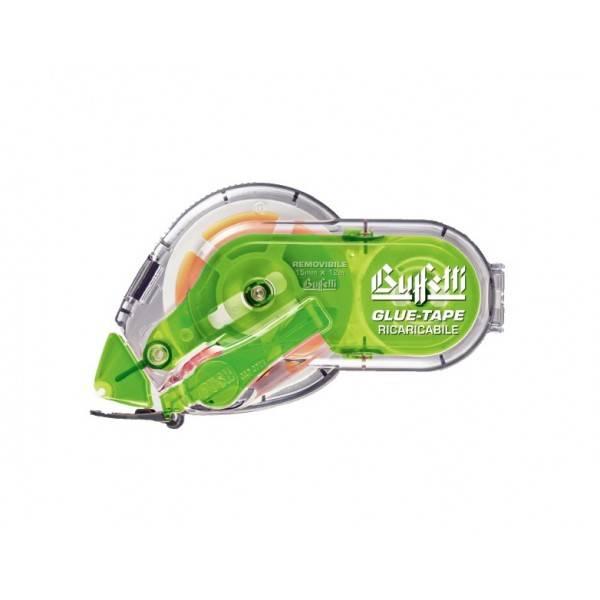 Colla roller Buffetti 15mm x12m removibile