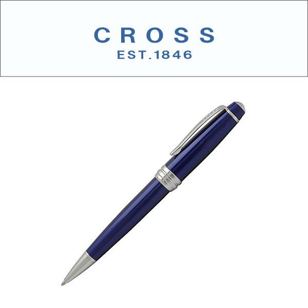 Cross Penna a sfera Bailey con lacca blu