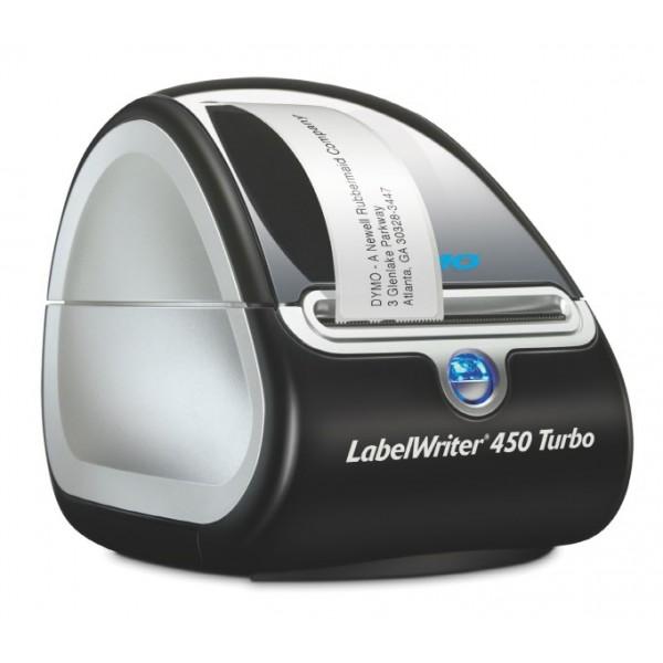 Dymo Etichettatrice da scrivania Dymo LabelWriter 450 Turbo