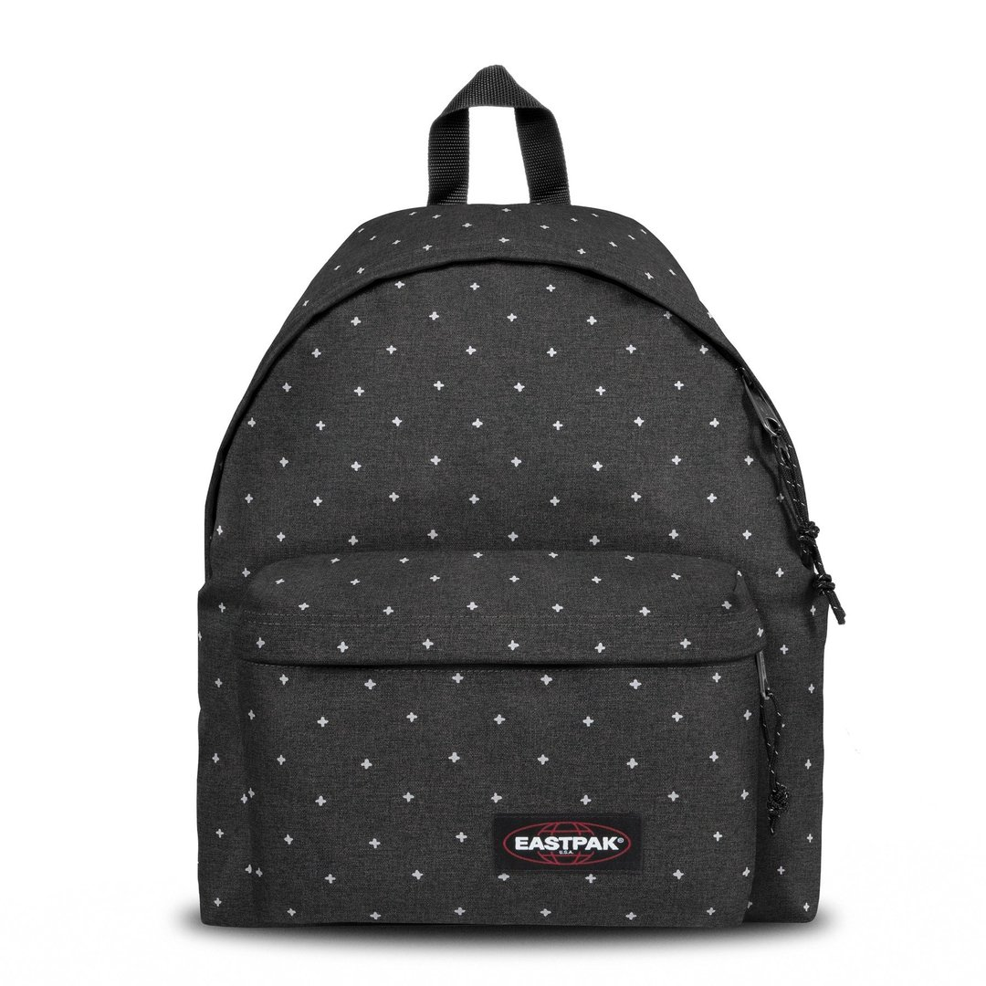 Eastpak Padded Pakr Zaino 90P White Crosses