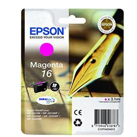 EPSON CARTUCCIA 16 MAGENTA EPSON