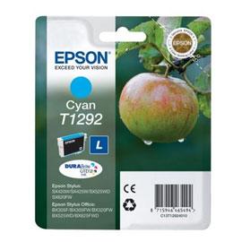 EPSON CARTUCCIA CIANO MELA T1292