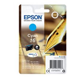 EPSON CARTUCCIA EPSON 16 CIANO