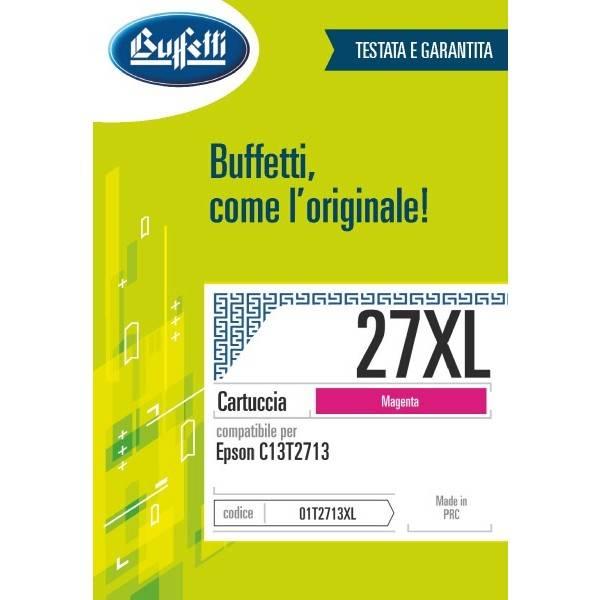 Epson cartuccia Ink-jet - compatibile - 27XL - magenta