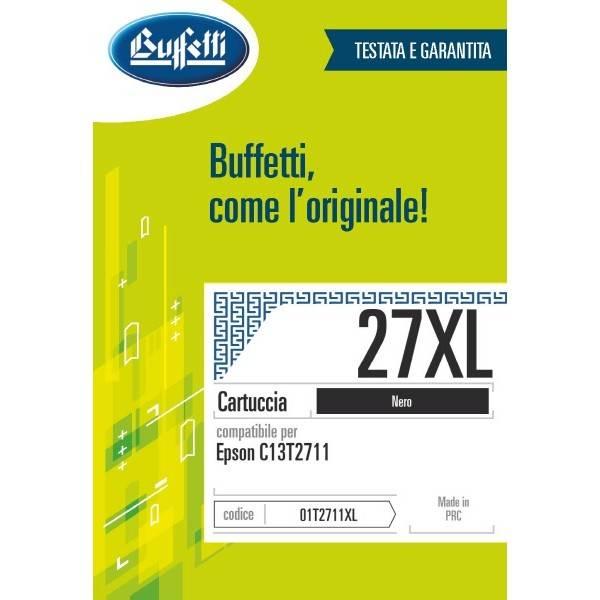 Epson cartuccia Ink-jet - compatibile - 27XL - nero