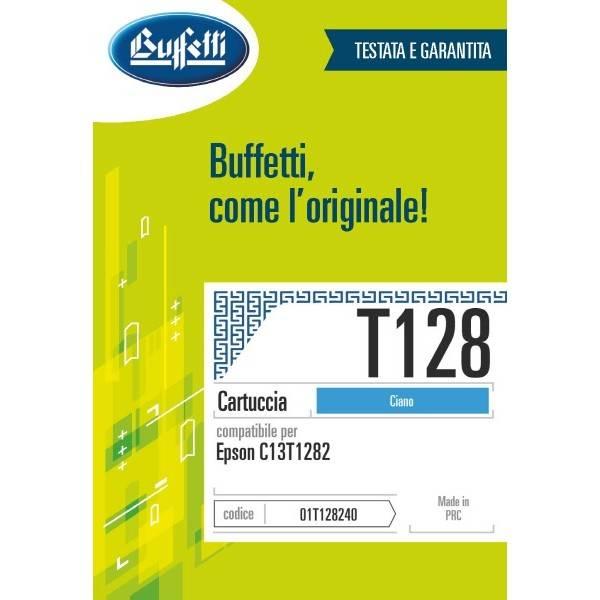 Epson Cartuccia inkjet - compatibile - T128 - ciano