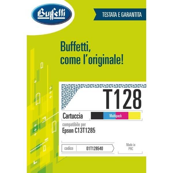 Epson Cartuccia inkjet - compatibile - T12854010 - 4 colori multipack