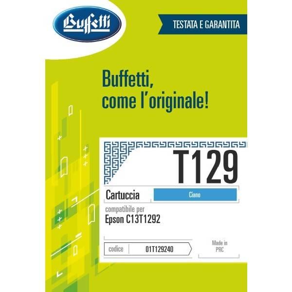 Epson Cartuccia inkjet - compatibile - T129 - ciano