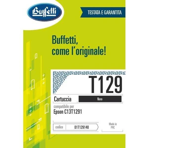 Epson Cartuccia inkjet - compatibile - T129 - nero