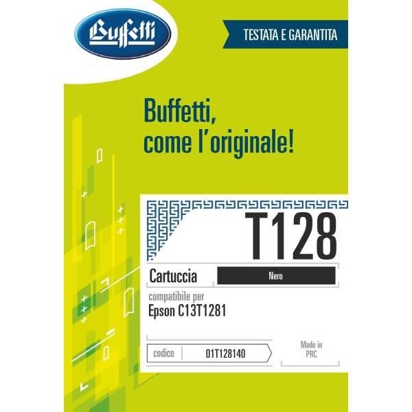Epson Cartuccia inkjet - compatibile - T128 - nero