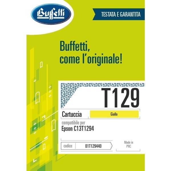 Epson Cartuccia inkjet - compatibile - T129 - giallo