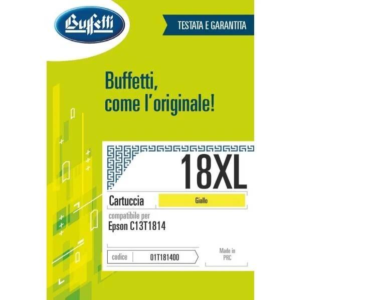 Epson inkjet - compatibile - 18XL - giallo