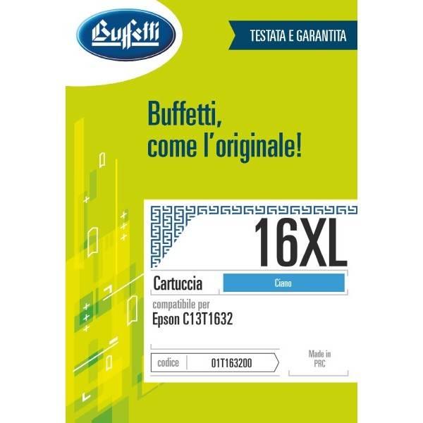 Epson inkjet - compatibile - 16XL - ciano