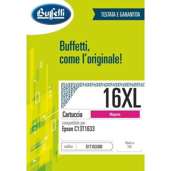 Epson inkjet - compatibile - 16XL - magenta