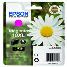 EPSON SERIE 18XL MARGHERITA MAGENTA