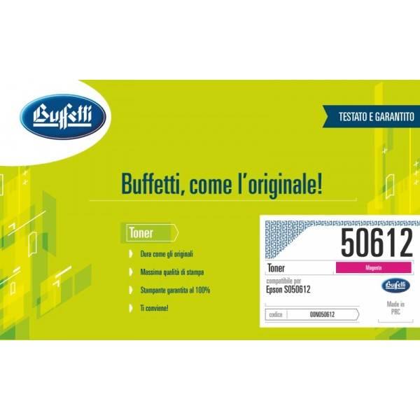 EPSON toner - compatibile - C13S050613 - magenta