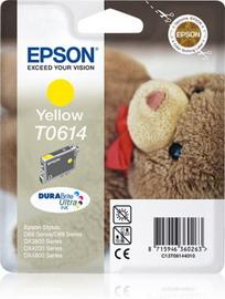 EPSONCARTUCCIA GIALLO STYLUS D68 T0614