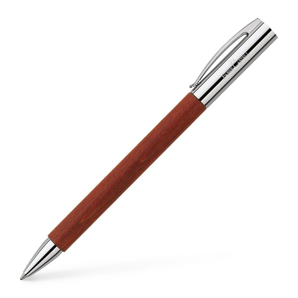 Faber Castell Penna a Sfera AMBITION wood legno marrone